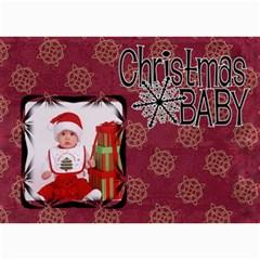 Christmas Cards   5  X 7  Photo Cards By Carmensita   5  X 7  Photo Cards   Caux5x25t36j   Www Artscow Com 7 x5 Photo Card - 2