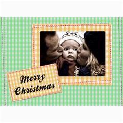 Christmas Cards   5  X 7  Photo Cards By Carmensita   5  X 7  Photo Cards   Mlr9zglt8mhi   Www Artscow Com 7 x5 Photo Card - 9
