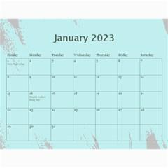 2015 Wild Child By Amanda Bunn   Wall Calendar 11  X 8 5  (12 Months)   D1r8v3drsi5h   Www Artscow Com Jan 2015