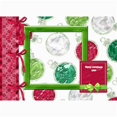 Merry And Bright Card 5x7 101 By Lisa Minor   5  X 7  Photo Cards   38us4dj4u3xc   Www Artscow Com 7 x5 Photo Card - 2