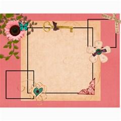 Pretty Girl 2011 Calendar By Wendi Giles   Wall Calendar 11  X 8 5  (12 Months)   5lp9svrz4wzu   Www Artscow Com Month