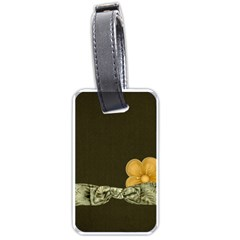 Autumn Story Luggage Tag By Lisa Minor   Luggage Tag (two Sides)   Fsd5zt9yl9st   Www Artscow Com Back