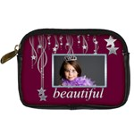 beautiful dreamer falling star camera case - Digital Camera Leather Case