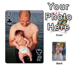 Jack Gabi Karti Za Igra By Kalina   Playing Cards 54 Designs   Kl05pjmrrrw8   Www Artscow Com Front - ClubJ