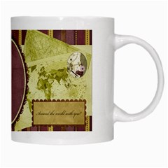 Feeling Nostalgic Mug By Bitsoscrap   White Mug   G6x9w9bs1kc7   Www Artscow Com Right