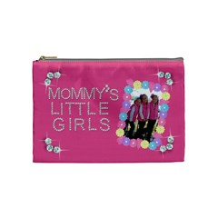 Mommy By Lisa   Cosmetic Bag (medium)   Dc2tfsixy900   Www Artscow Com Front