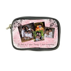 Family Is Everything By Ivelyn   Coin Purse   Nv2zth9i5vfv   Www Artscow Com Front