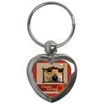 thanksgiving - Key Chain (Heart)