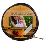thanksgiving - Mini Makeup Bag