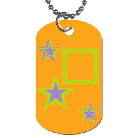 Little Star By Daniela   Dog Tag (one Side)   Gul0t151zxzd   Www Artscow Com Front