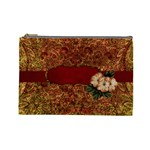 Arabian Spice Large Cosmetic Bag 1 - Cosmetic Bag (Large)