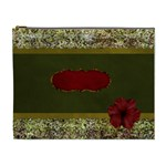 Arabian Spice XL Cosmetic Bag 1 - Cosmetic Bag (XL)