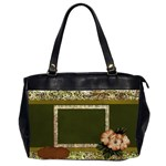 Arabian Spice 2 sided oversized office bag - Oversize Office Handbag (2 Sides)