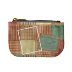 Quilted Coin Bag 1 - Mini Coin Purse