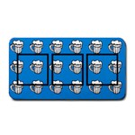 PARTY BEER - 16 x8.5  BAR MAT - Medium Bar Mat