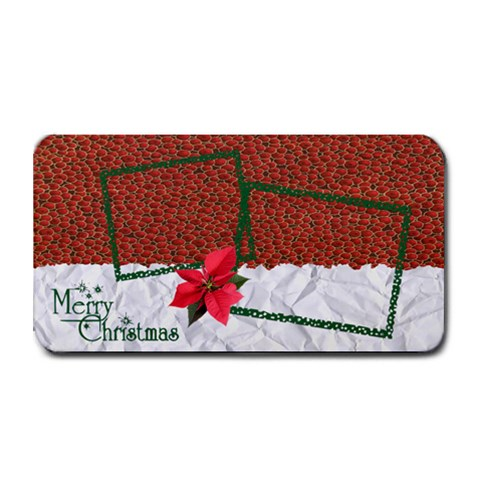 Mery Christmas   Bar Mat By Carmensita   Medium Bar Mat   I4q3zlfcfmkd   Www Artscow Com 16 x8.5 Bar Mat - 1