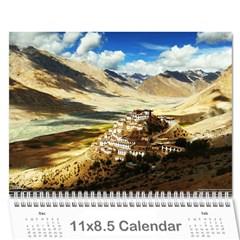 2011 Calendar By Jessica Jere   Wall Calendar 11  X 8 5  (12 Months)   Qqcqmun3zd18   Www Artscow Com Cover