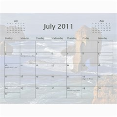 2011 Calendar By Jessica Jere   Wall Calendar 11  X 8 5  (12 Months)   Qqcqmun3zd18   Www Artscow Com Jul 2011