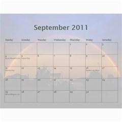 2011 Calendar By Jessica Jere   Wall Calendar 11  X 8 5  (12 Months)   Qqcqmun3zd18   Www Artscow Com Sep 2011