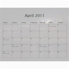 2011 Calendar By Jessica Jere   Wall Calendar 11  X 8 5  (12 Months)   Qqcqmun3zd18   Www Artscow Com Apr 2011