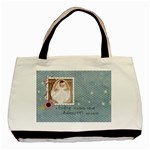 Heaven on Earth baby  Tote Bag - Basic Tote Bag