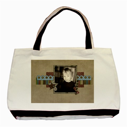 Hugs And Cuddles  Tote Bag By Sheena   Basic Tote Bag   Zgk64sz9g302   Www Artscow Com Front