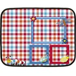 Silly Summer Fun Small Blanket 1 - Fleece Blanket (Mini)