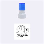 Rubber Stamp Round - Small - Rubber Stamp Round (Small)