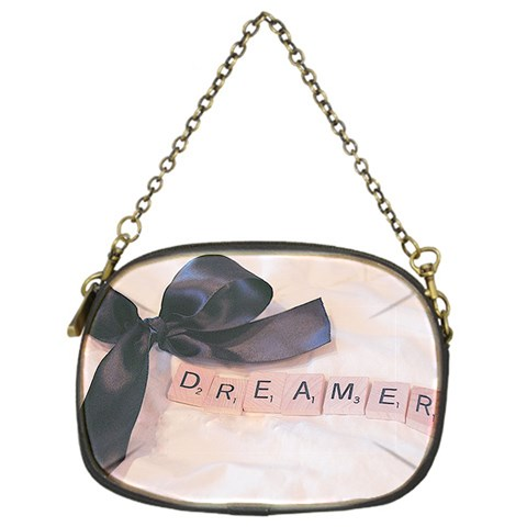 Dreamer By Jenia   Chain Purse (one Side)   5sd16vr3sv9k   Www Artscow Com Front