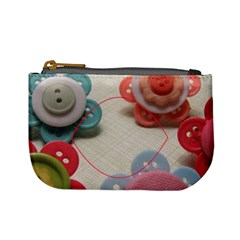 Flower Coin Purse By Jenia   Mini Coin Purse   Jflxumqi0mmz   Www Artscow Com Front