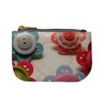 Flower-coin purse - Mini Coin Purse