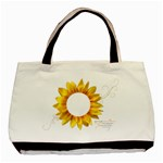 Sunflower- Classic Tote - Basic Tote Bag