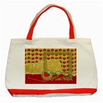 Strawberry -Classic Tote Bag-red - Classic Tote Bag (Red)