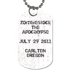 Event Dogtag By James Gunn   Dog Tag (two Sides)   Hxjkcxf914g1   Www Artscow Com Back