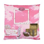 Girl Blessing 2 Sided Pillowcase - Standard Cushion Case (Two Sides)