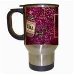 Girl Power Travel Mug - Travel Mug (White)