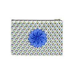 Aatb  Medium Cosmetic Bag By Lisa Minor   Cosmetic Bag (medium)   5kp8h2pm74jd   Www Artscow Com Back