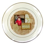 Scents of Christmas-Grandma s Plate - Porcelain Plate