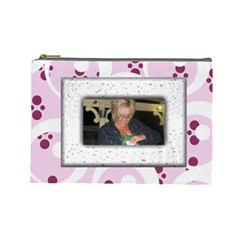 Dreams Medium Cosmetic Case By Joan T   Cosmetic Bag (large)   Mjysexsh38n0   Www Artscow Com Front