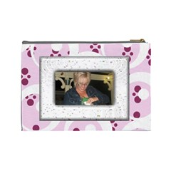 Dreams Medium Cosmetic Case By Joan T   Cosmetic Bag (large)   Mjysexsh38n0   Www Artscow Com Back