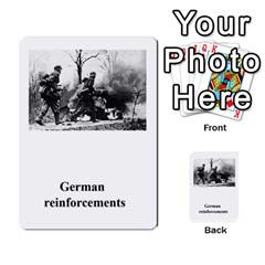 Iabsm Axis Bulge By T Van Der Burgt   Multi Purpose Cards (rectangle)   Crzv1v98j227   Www Artscow Com Back 7