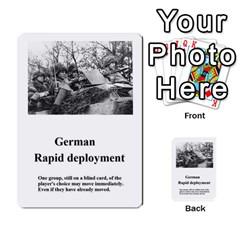 Iabsm Axis Bulge By T Van Der Burgt   Multi Purpose Cards (rectangle)   Crzv1v98j227   Www Artscow Com Back 2