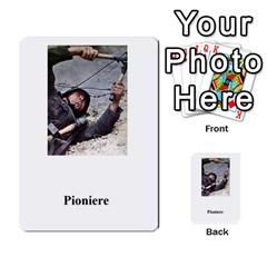 Iabsm Axis Bulge By T Van Der Burgt   Multi Purpose Cards (rectangle)   Crzv1v98j227   Www Artscow Com Back 16