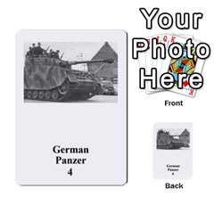 Iabsm Axis Bulge By T Van Der Burgt   Multi Purpose Cards (rectangle)   Crzv1v98j227   Www Artscow Com Back 17