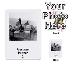 Iabsm Axis Bulge By T Van Der Burgt   Multi Purpose Cards (rectangle)   Crzv1v98j227   Www Artscow Com Back 18