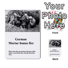 Iabsm Axis Bulge By T Van Der Burgt   Multi Purpose Cards (rectangle)   Crzv1v98j227   Www Artscow Com Back 25