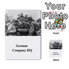 Iabsm Axis Bulge By T Van Der Burgt   Multi Purpose Cards (rectangle)   Crzv1v98j227   Www Artscow Com Back 30