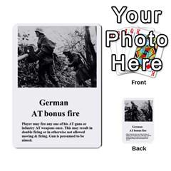 Iabsm Axis Bulge By T Van Der Burgt   Multi Purpose Cards (rectangle)   Crzv1v98j227   Www Artscow Com Back 36