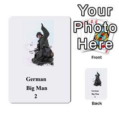 Iabsm Axis Bulge By T Van Der Burgt   Multi Purpose Cards (rectangle)   Crzv1v98j227   Www Artscow Com Back 41