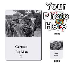 Iabsm Axis Bulge By T Van Der Burgt   Multi Purpose Cards (rectangle)   Crzv1v98j227   Www Artscow Com Back 42